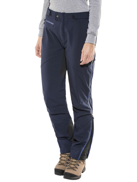VAUDE Qimsa II Softshell Pants Women eclipse